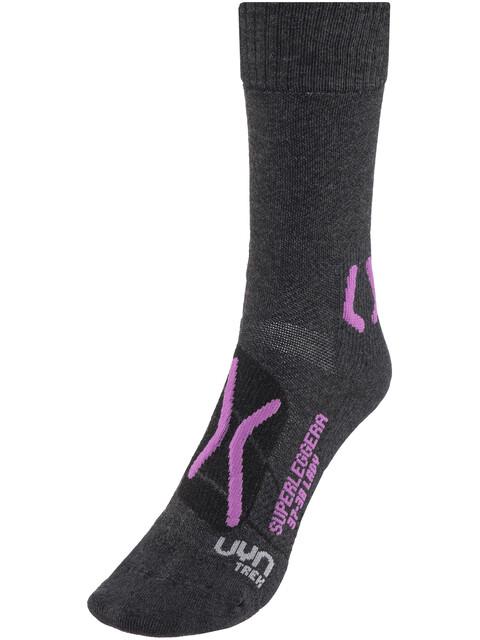 UYN Trekking Superleggera Naiset sukat , harmaa/violetti